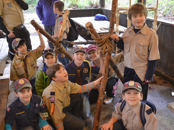 Webelos Weekend - Program Information